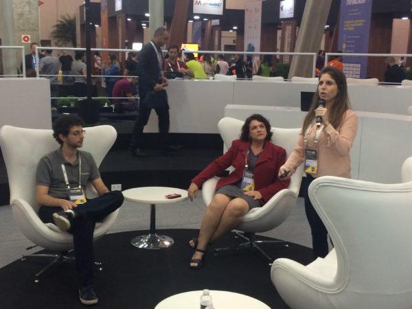 Startups apresentam pitches durante Fórum E-Commerce Brasil 2017