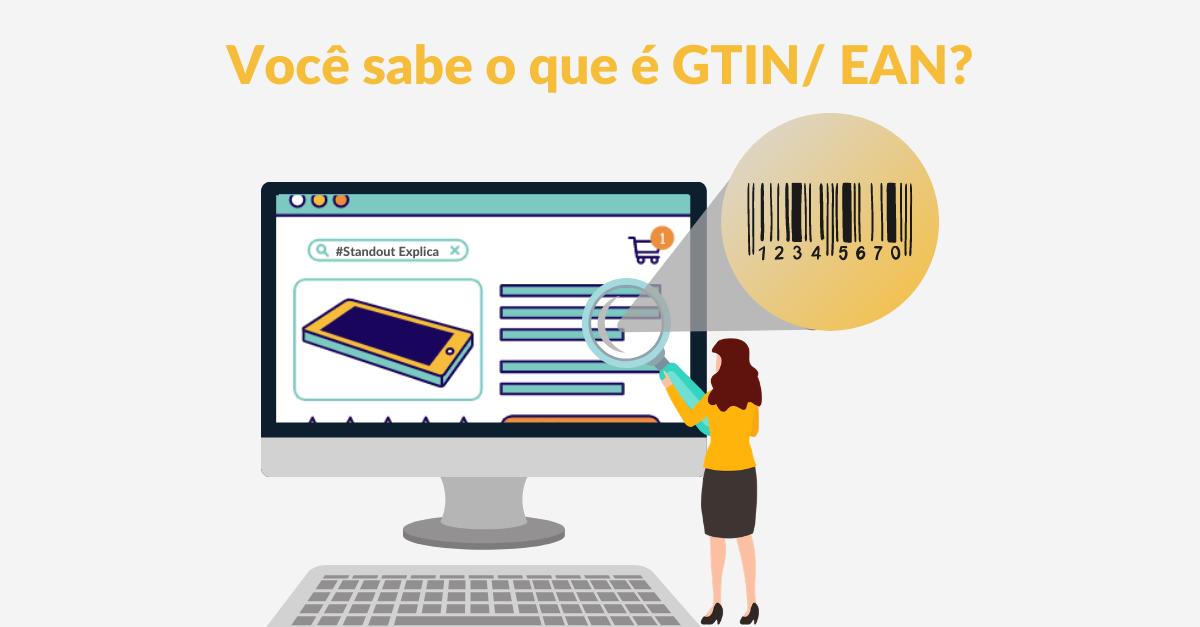 O que é Gtin/ EAN?